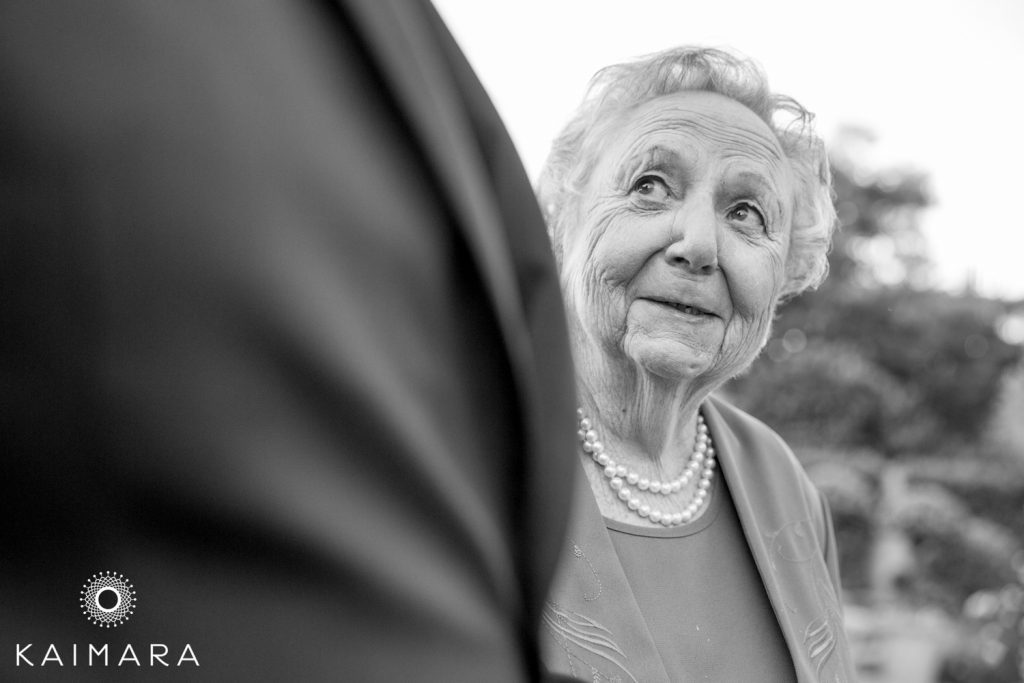 Capturing special moments at a wedding
